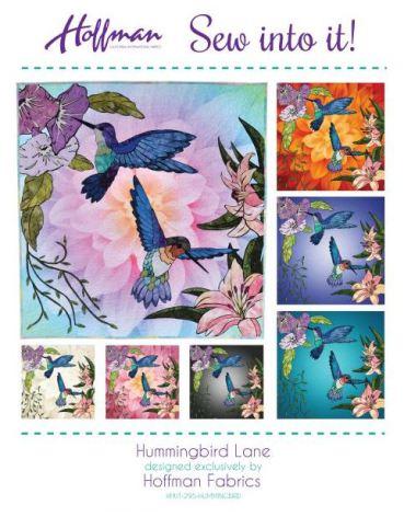 Hummingbird Lane, kit (10804)