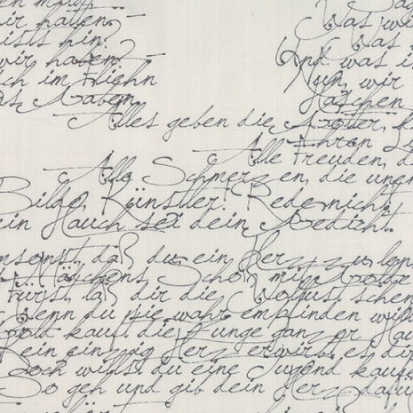 Zen Chic, Modern Background Essentials handwriting by Birgitte Heitland (11048)
