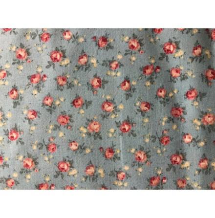Turkosa blommor (11052)