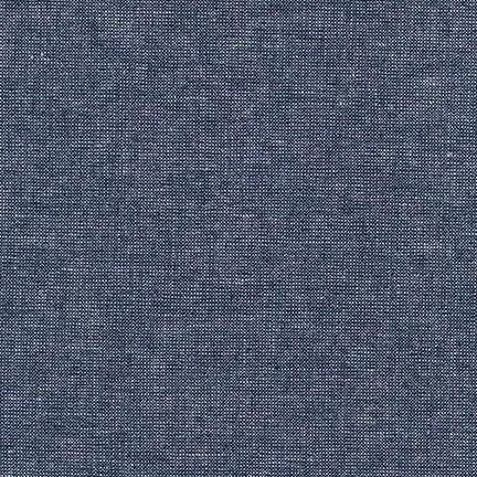 Essex Yarn Dyed Metallic, Midnight (11115)