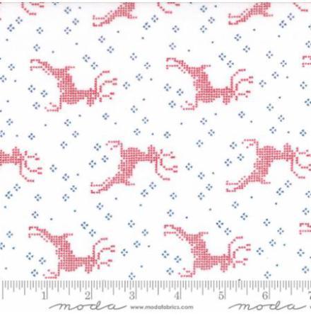 Seasonal Winter Reindeer Multi (11162)