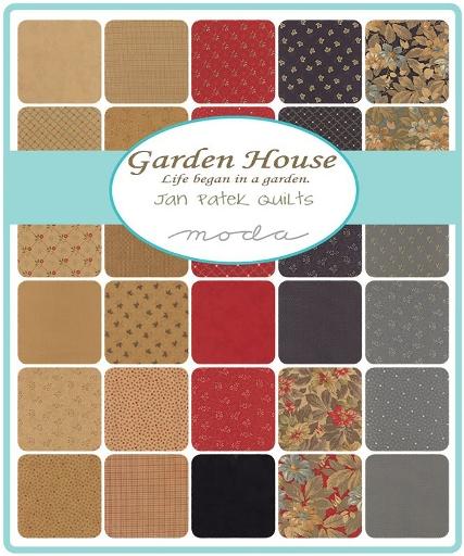 Garden House, Jelly Roll (11306)