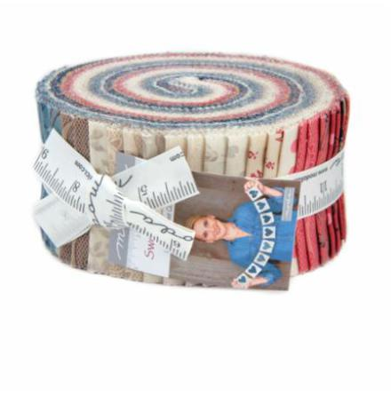 Sweet Blend by Laundry Basket Quilts, jellyRoll (11316)