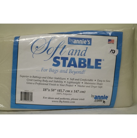 Vadd, Soft & Stable, Vit (11702)