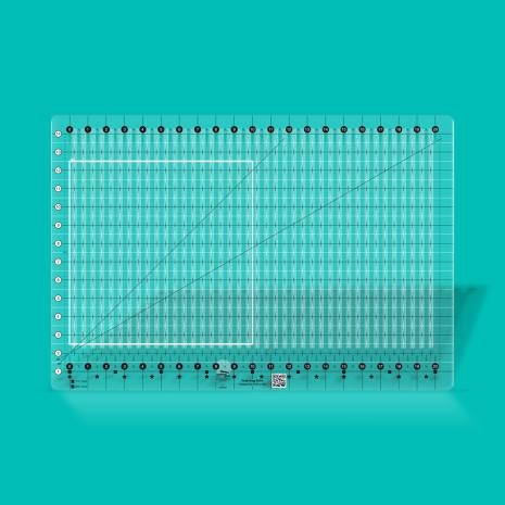 Linjal, Stripology Standard (12005)