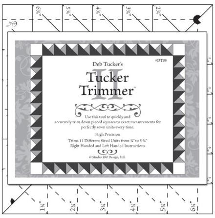 Tucker Trimmer II (12019)