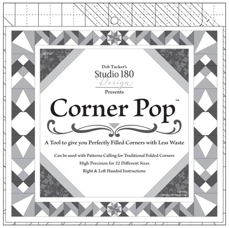 Linjal, Corner Pop (12022)
