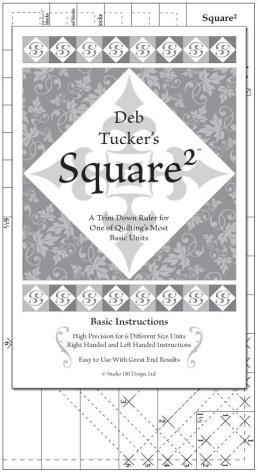 Linjal, Square Squared (12024)