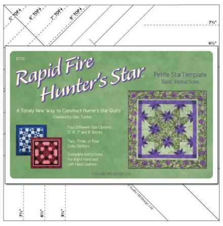 Rapid Fire Hunter's Star-Petite (12026)