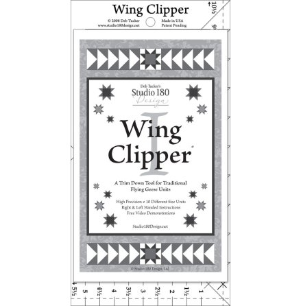 Linjal, Wing Clipper I (12027)