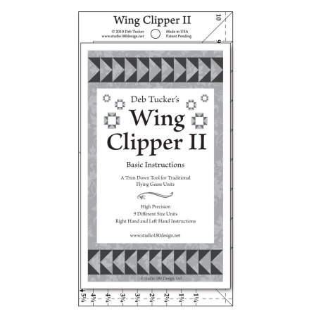 Linjal Studio 180 Wing Clipper II (12028)