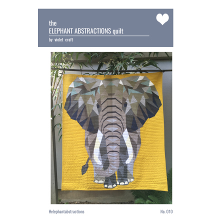 Elephant Abstactions (13001)