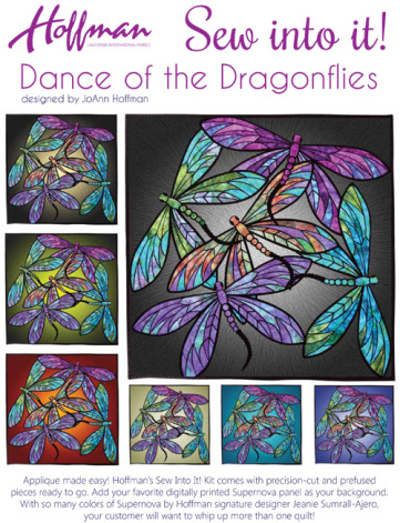 Dance Of The Dragonflies (13011)