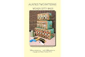 Woven Ditty Bags (13014)