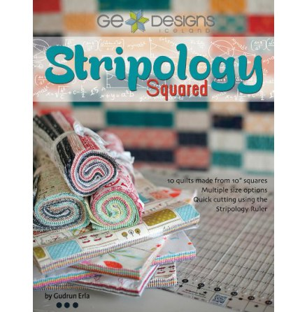 Stripology Squared by Gudrun Erla (14002)