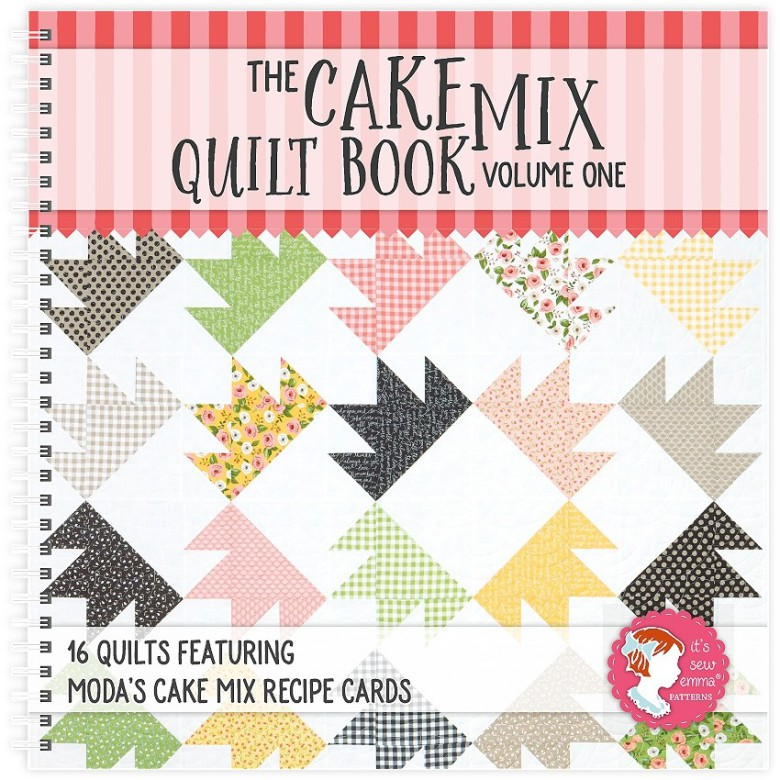 The Cake Mix Quilt Book Volume 1 (14009)
