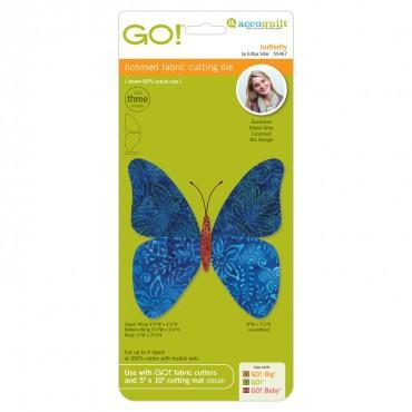 Butterfly till AccuQuilt (15003)