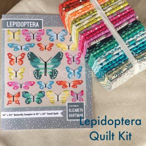 Lepidotera, kit (10801)