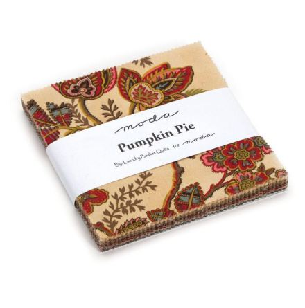 Pumpkin Pie, charmpack (11302)