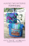 Poppins Bag by Aunties Two Patterns (13061)