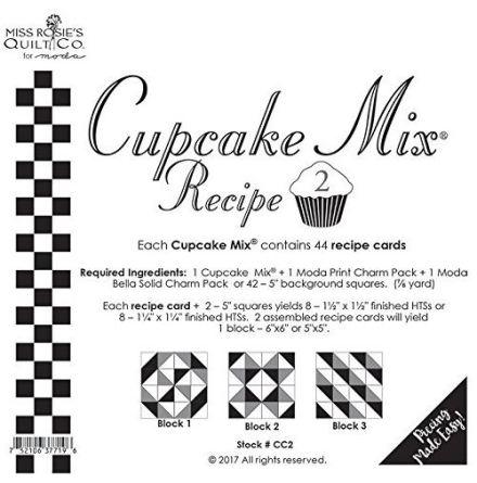 Cupcake Mix Recipe # 2 (13064)