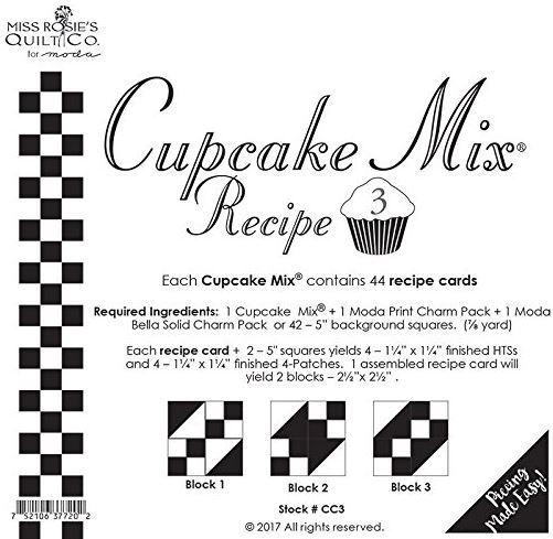 Cupcake Mix Recipe # 3 (13065)