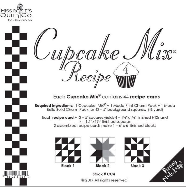 Cupcake Mix Recipe # 4 (13066)