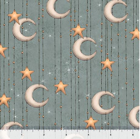 STAR & MOON STRIPE (10210)