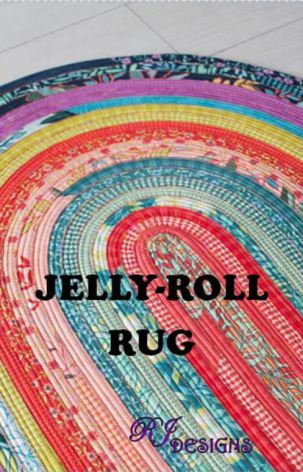 Jelly-Roll Rug (13067)