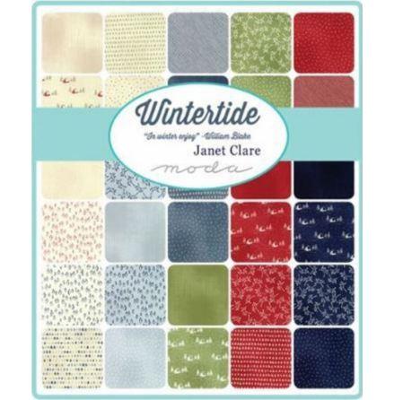 Wintertide by Janet Clare, MODA, jellyroll (11381)