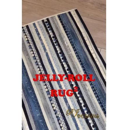 Jelly-Roll Rug 2 (13073)