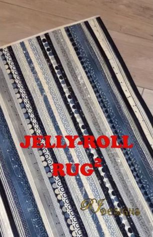 Jelly Roll Rug 2 (13073)