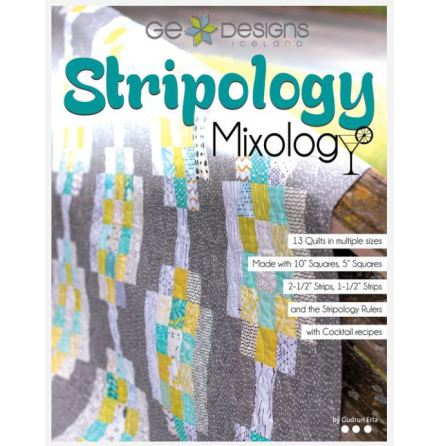 Stripology Mixology by Gudrun Erla (14016)