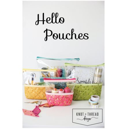 Mönster, Hello Pouches (13092)
