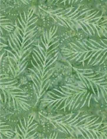 Delicate Fronds Lt. Green (11557)