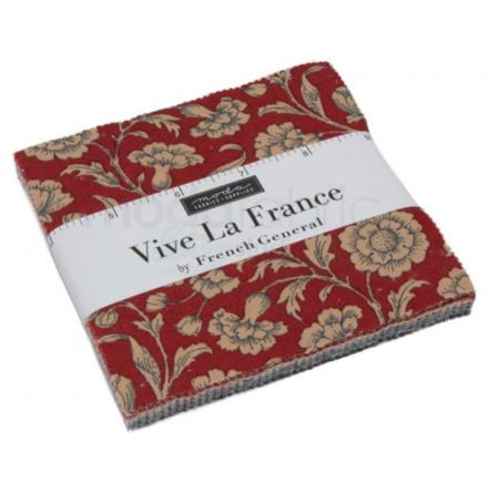 Vive La France by Moda, Charmpack (11397)