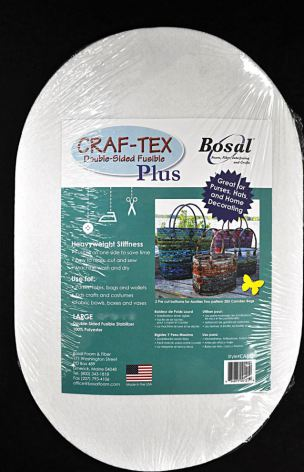 Craf-Tex Double-Sided Fusible Plus (11713)