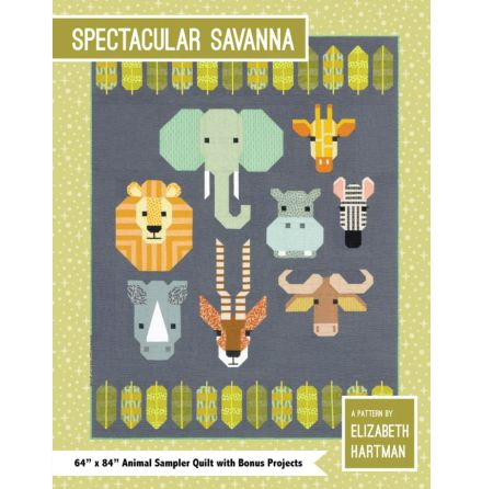 Spectacular Savanna (13100)