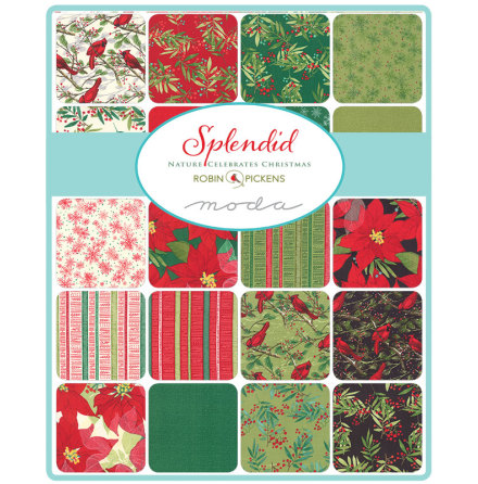 Splendid By Robin Pickens, charmpack (11410)