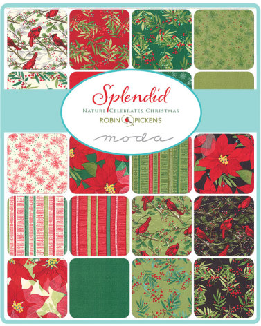 Splendid by Robin Pickens Jelly Roll (11425)