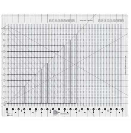 Linjal Creative Grids Stripology XL (12039)