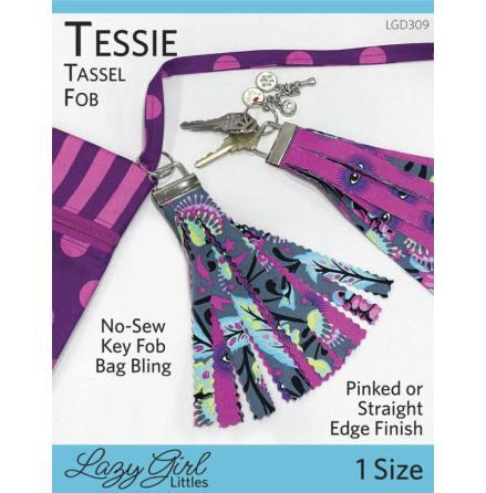 Tessie Tassel Fob (13118)