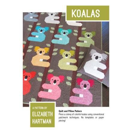 Koalas mönster från Elizabeth Hartman (13120)