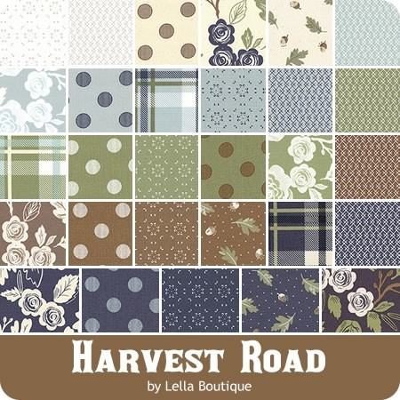 Harvest by Lella Boutique Charm Pack (11434)