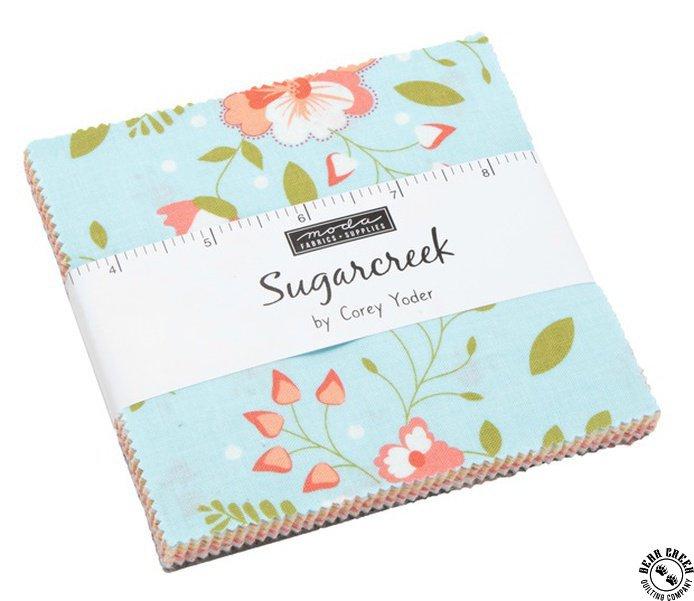 Sugarcreek by Corey Yoder Charm Pack Moda (11440)