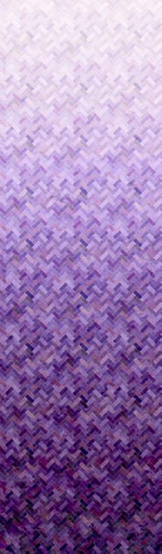 Hoffman Backsplash Lavender (16223)