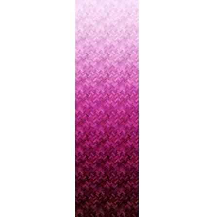 Hoffman Backsplash Magenta (16224)