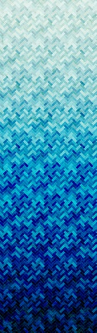 Hoffman Backsplash Ice Blue (16227)