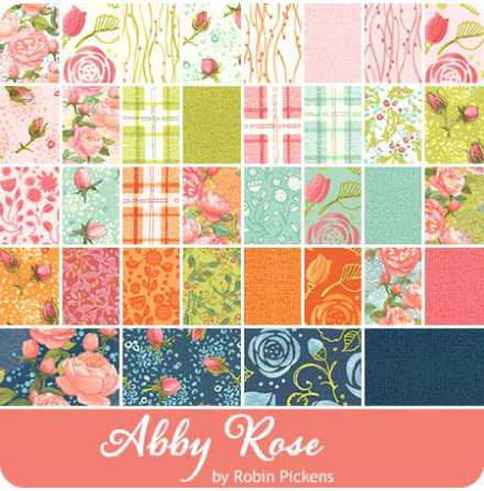 Charm Pack Abby Rose från Robin Pickens (16244)