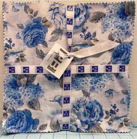 Spring Blue Layercake (16280)